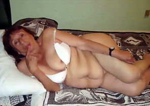 Chubby Old Whore