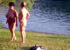 Older Nudist